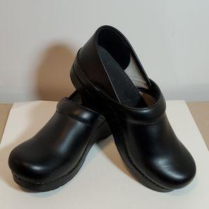 Dansko Clogs Shoes Black